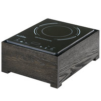 Cal-Mil 3633-87 Cinderwood Countertop Induction Cooker - 120V, 1600W