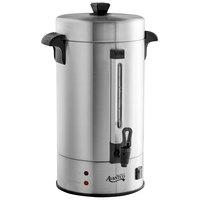 Avantco 100 Cup Aluminum Coffee Urn - 120V, 1500W