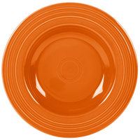 Homer Laughlin 462325 Fiesta Tangerine 21 oz. Pasta Bowl - 12/Case