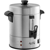 Avantco 55 Cup Aluminum Coffee Urn - 120V, 1500W