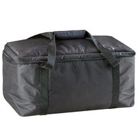 Cal-Mil 4015 Black Chafer Carrying Bag - 24 inch x 17 inch x 13 1/2 inch