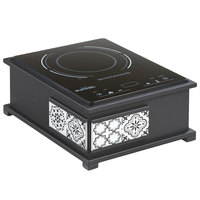 Cal-Mil 4026-85 Granada Countertop Induction Cooker with Melamine Tile - 120V, 1600W