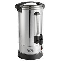Avantco WB10L 2.6 Gallon 42 Cup (10 Liter) Water Boiler - 120V, 1500W