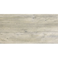 Grosfillex US60VG71 VanGuard 30 inch x 60 inch White Oak Resin Indoor Table Top