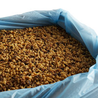 30 lb. 3/8 inch Small Raw Walnut Pieces
