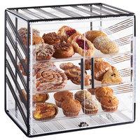 Cal-Mil 4112-13 Portland 3 Tier Bakery Display Case - 19 1/2 inch x 14 1/2 inch x 20 1/2 inch