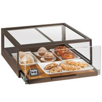 Cal-Mil 3930-84 Sierra Single Bin Compact Pastry Drawer - 24 inch x 24 inch x 10 1/4 inch