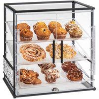 Cal-Mil 4034-85 Granada 3 Tier Bakery Display Case - 19 1/4 inch x 13 1/2 inch x 20 1/4 inch