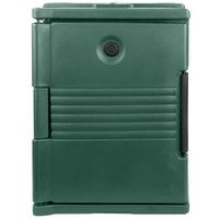 Cambro UPC400192 Ultra Pan Carrier Granite Green Front Loading Insulated Food Pan Carrier