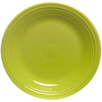 Homer Laughlin 464332 Fiesta Lemongrass 7 1/4 inch China Salad Plate - 12/Case
