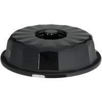 Dinex DX9407B03 Tropez Onyx High-Heat Convection Dome for 7 inch Round Plate - 12/Case