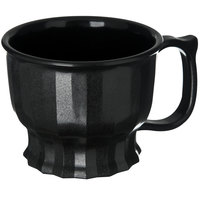 Dinex DX9000B03 Tropez 8 oz. Onyx High-Heat Mug - 48/Case