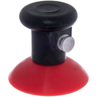 Dinex DXTMPHNDLIFT 3 inch Palm Grip Style Suction Base Lifter for DXTMP1097A Wax Base