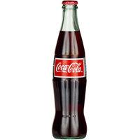 Mexican Coca-Cola® 12 oz. Glass Bottles - 24/Case
