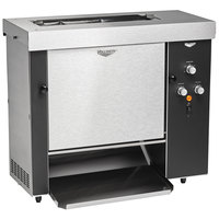 Vollrath VCT4-208 CBT15 Vertical Contact Bun Toaster - 208V, 3200W