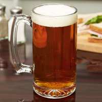 Libbey 5272 25 oz. Sport Beer Mug - 12/Case