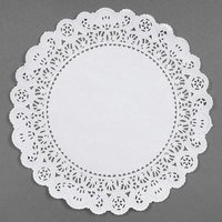 10 inch Normandy Lace Doilies   - 500/Case