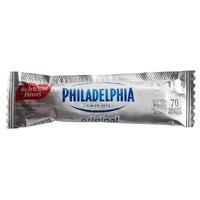 Philadelphia 1 oz. Original Plain Cream Cheese Portion Packet   - 100/Case