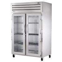True STA2R-2G Specification Series 52 inch Two Glass Door Reach In Refrigerator - 56 Cu. Ft.
