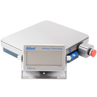 Edlund WRD-10F 10 lb. Wireless Remote Digital Pizza Portion Scale with Extra Large Front Tare