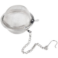 3 inch Stainless Steel Tea Ball Infuser with Chain