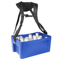 IRP 3301080 22 5/8 inch x 14 3/4 inch x 10 inch Blue Hawker Elite with Harness and Graphic