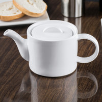 Arcoroc H0013 Daring 13 1/2 oz. Stackable Teapot by Arc Cardinal - 8/Case