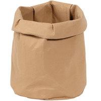 GET P-BAG6-T 6 inch Reusable Paper Bag / Bread Basket - 2/Set