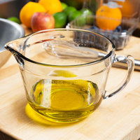 Anchor Hocking 81605AHG18 2 Qt. Glass Measuring Cup