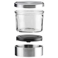 Cal-Mil 1851-5 Complete 32 oz. Large Glass Mixology Jar Set