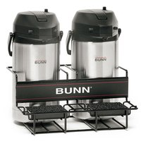Bunn 35728.0001 UNIV-2 APR Two Pot Universal Airpot Rack