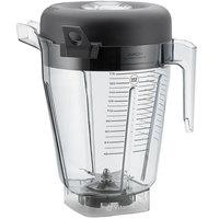 Vitamix 15896 1.5 Gallon Clear XL Tritan Copolyester Blender Jar for Vitamix Blenders