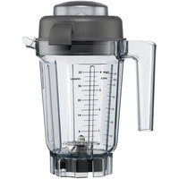 Vitamix 62947 32 oz. Aerating Container with Wet Blade Assembly, Lid, and Mini Tamper for Vitamix Blenders