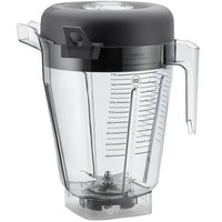 Vitamix 15899 1.5 Gallon Clear Copolyester Blender Jar with Lid and Wet Blade Assembly for XL Vitamix Blenders