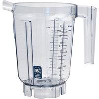 Vitamix 15643 32 oz. Clear Copolyester Blender Jar for Vitamix Blenders