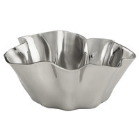 American Metalcraft SMB2 2.5 oz. Mod Stainless Steel Sauce Cup with Mirrored Finish