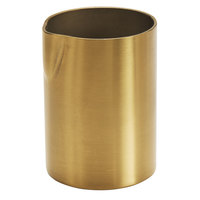 American Metalcraft GCM2 4 oz. Gold Stainless Steel Creamer