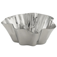 American Metalcraft SMB11 11 oz. Mod Stainless Steel Bowl with Mirrored Finish