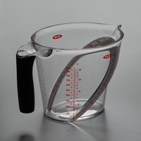 OXO 1050030 Good Grips 1 Qt. Clear Plastic Measuring Cup