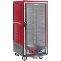 Metro C537-CFC-U C5 3 Series Heated Holding and Proofing Cabinet - Clear Door