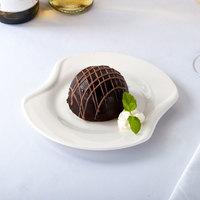 Chef & Sommelier S2004 Audace 8 1/4 inch White Porcelain Salad / Dessert Plate by Arc Cardinal - 24/Case