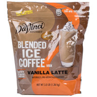 DaVinci Gourmet Ready to Use Vanilla Latte Mix - 3 lb.