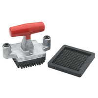 Vollrath 15061 Redco 1/2 inch Dice T-Pack for Vollrath Redco InstaCut 3.5 - Tabletop Mount