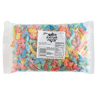 Sour Patch Kids 5 lb. Bag Soft and Chewy Candy - 6/Case