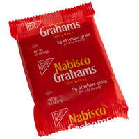 Nabisco 2 Count (0.49 oz.) Original Graham Crackers Snack Pack - 200/Case