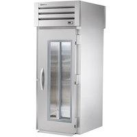 True STA1RRI-1G Specification Series Roll In Refrigerator with Glass Door