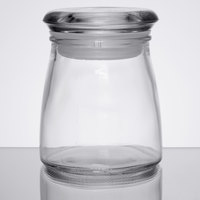 Anchor Hocking 95941 Studio 4 oz. Spice Jar with Lid   - 6/Case