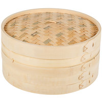 Town 34212 Bamboo Steamer Set - 12 inch