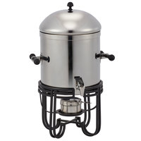 American Metalcraft MESABUSS13 3.25 Gallon (52 Cup) Round Stainless Steel Coffee Chafer Urn with Mirrored Finish
