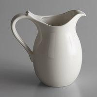 RAK Porcelain ANJU60 Anna 20.3 oz. Ivory Porcelain Jug - 4/Case